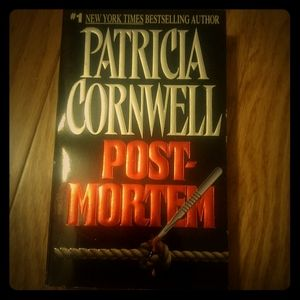 Post-mortem by Patricia Conrnwell
